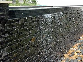 Punica Landscape - Garden wall design